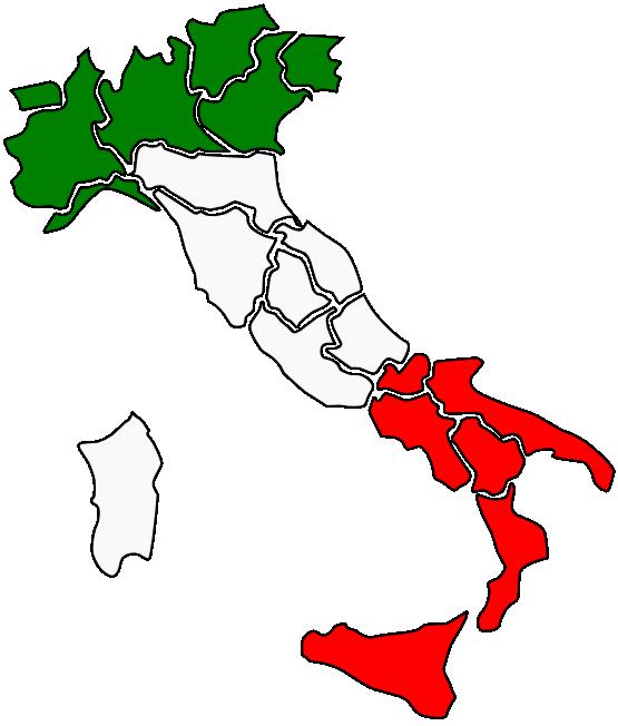 Popular Categor... Free Clip Art Of Map Of Italy