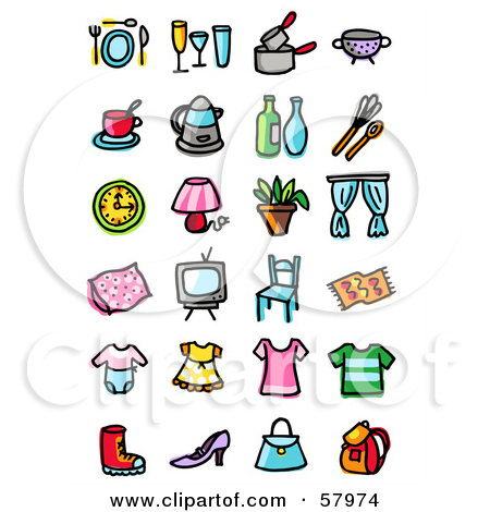 Free Kitchen And Bathroom Clipart