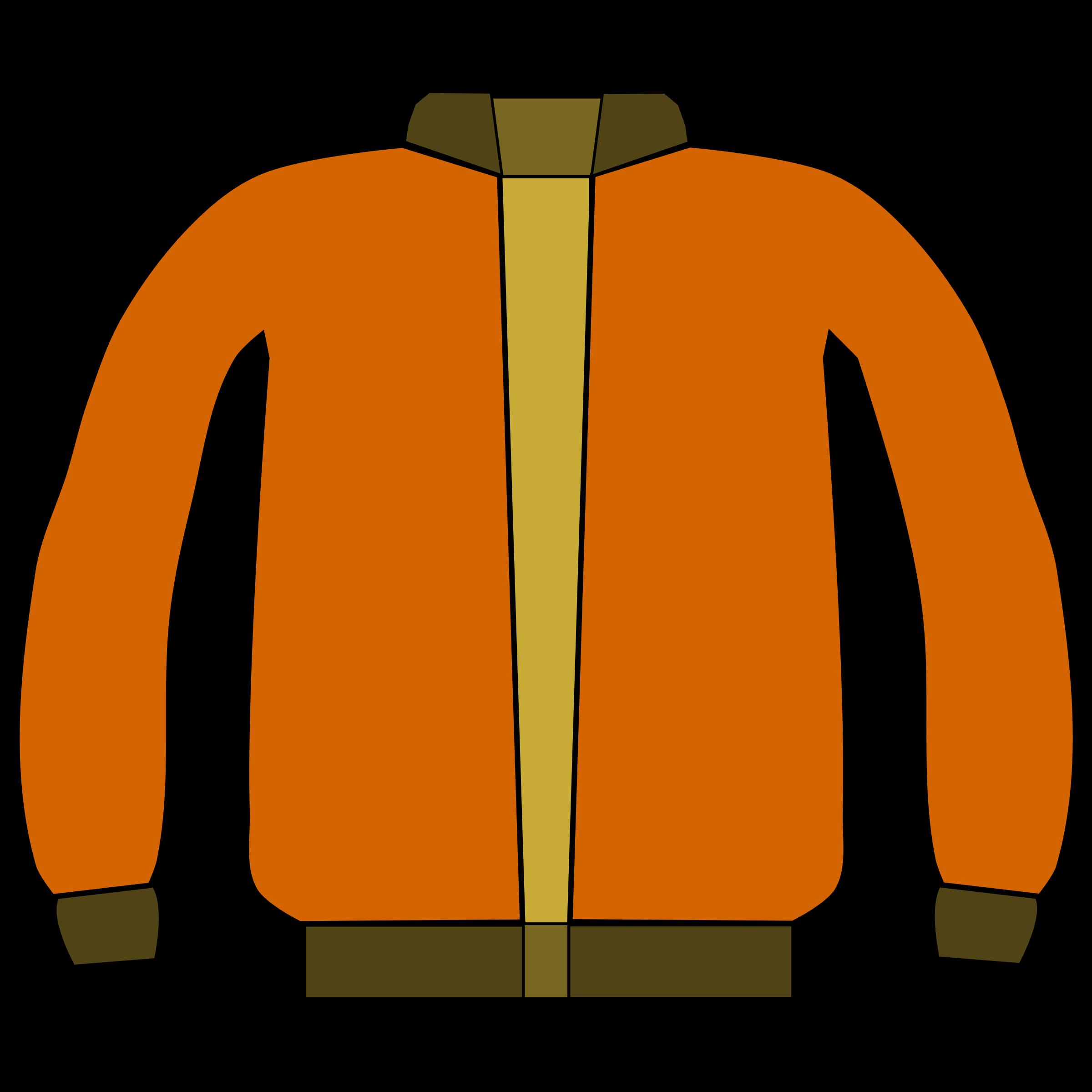 Рисунки курточек