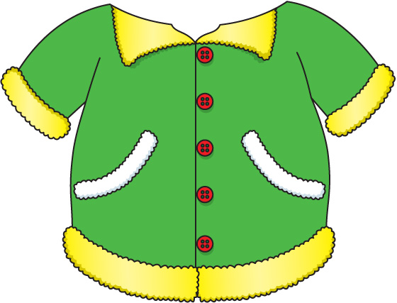 Jacket Clipart | Clipart Panda - Free Clipart Images
