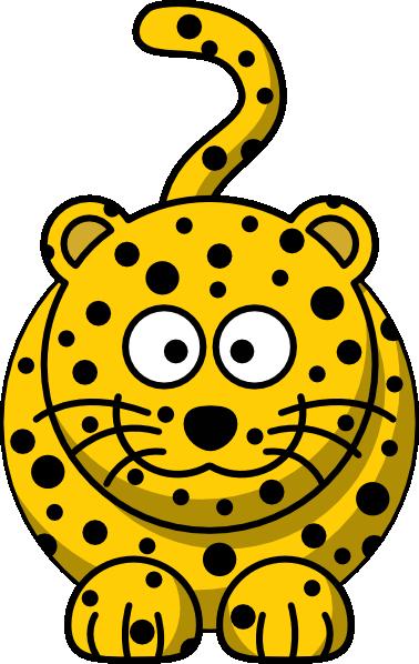 cute jaguar clipart - photo #28