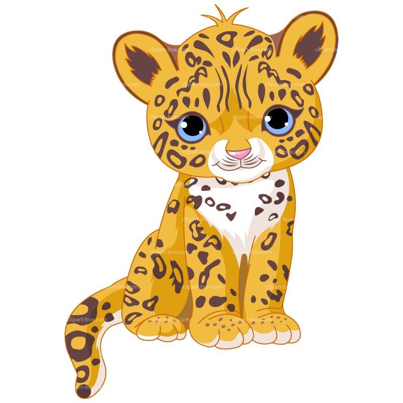 Jaguar Clip Art Vector
