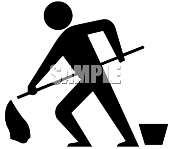 Janitor 20clipart Clipart Panda Free Clipart Images