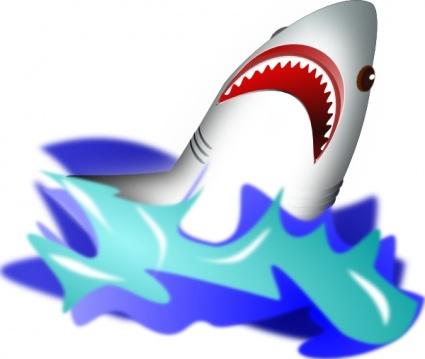 Shark clip art   Clipart Panda - Free Clipart Images