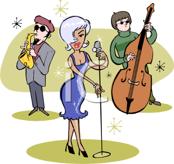 Jazz Band Stock Illustration - Download Image Now - iStock