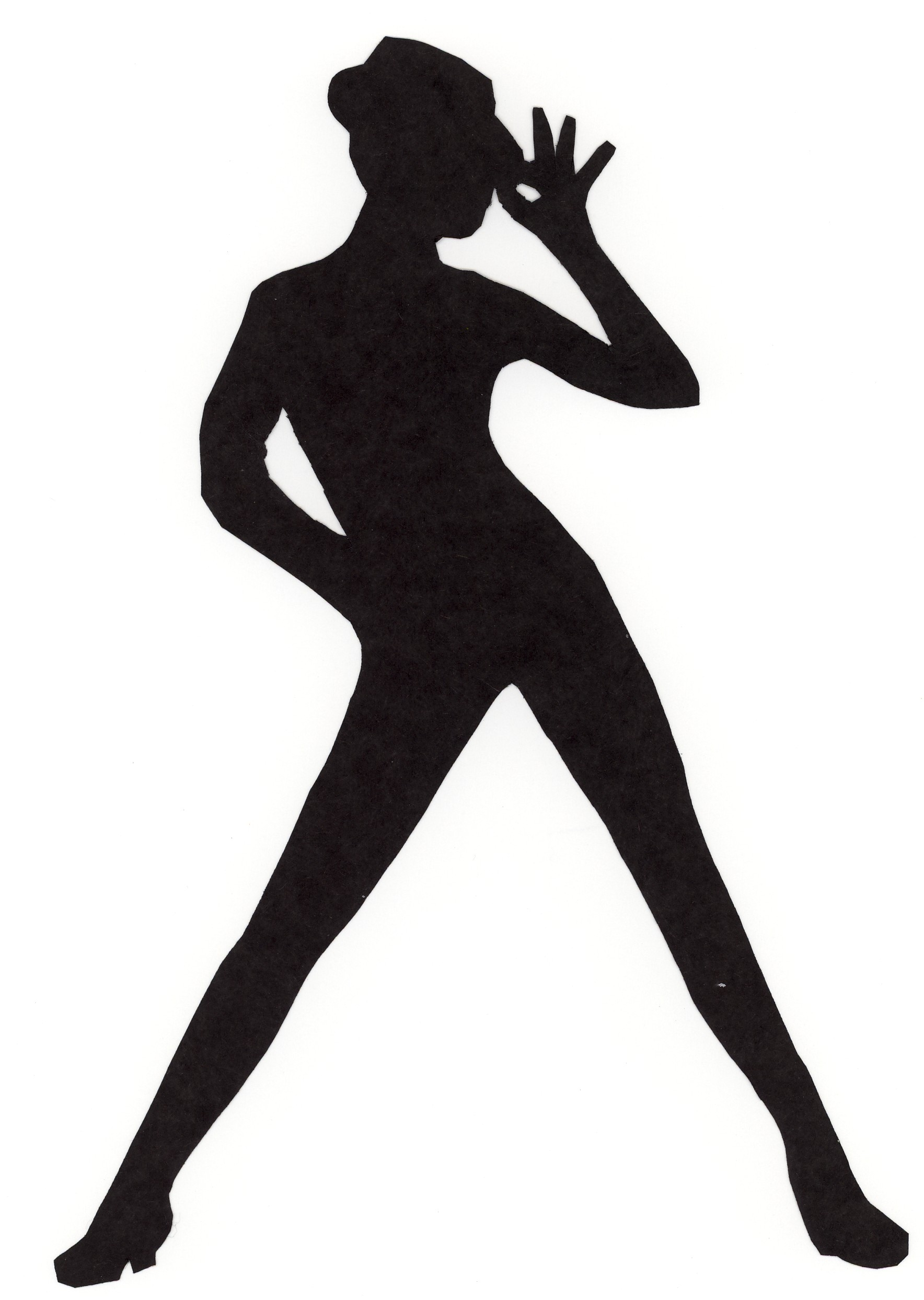 Jazz Dancer Clipart Silhouette | Clipart Panda - Free Clipart Images