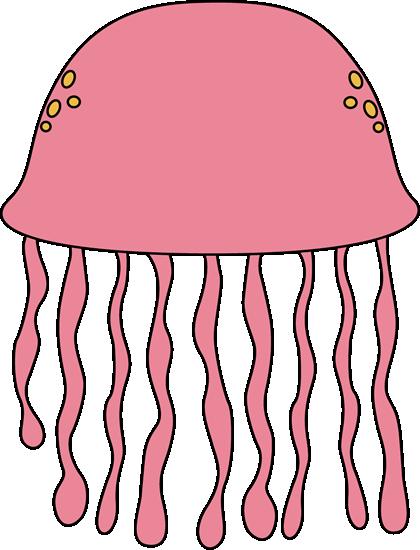 Jellyfish Clip Art