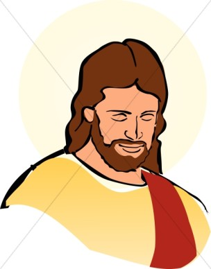 jesus clipart for kids black and white clipart panda free rh clipartpanda com