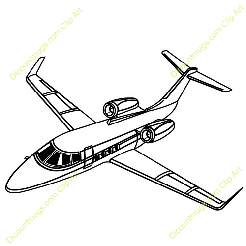 clipart of jet - photo #6