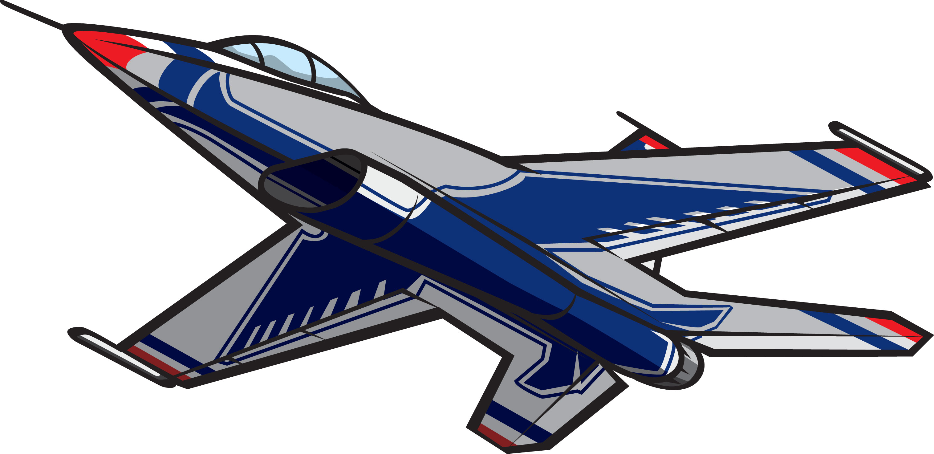 clipart of jet - photo #12