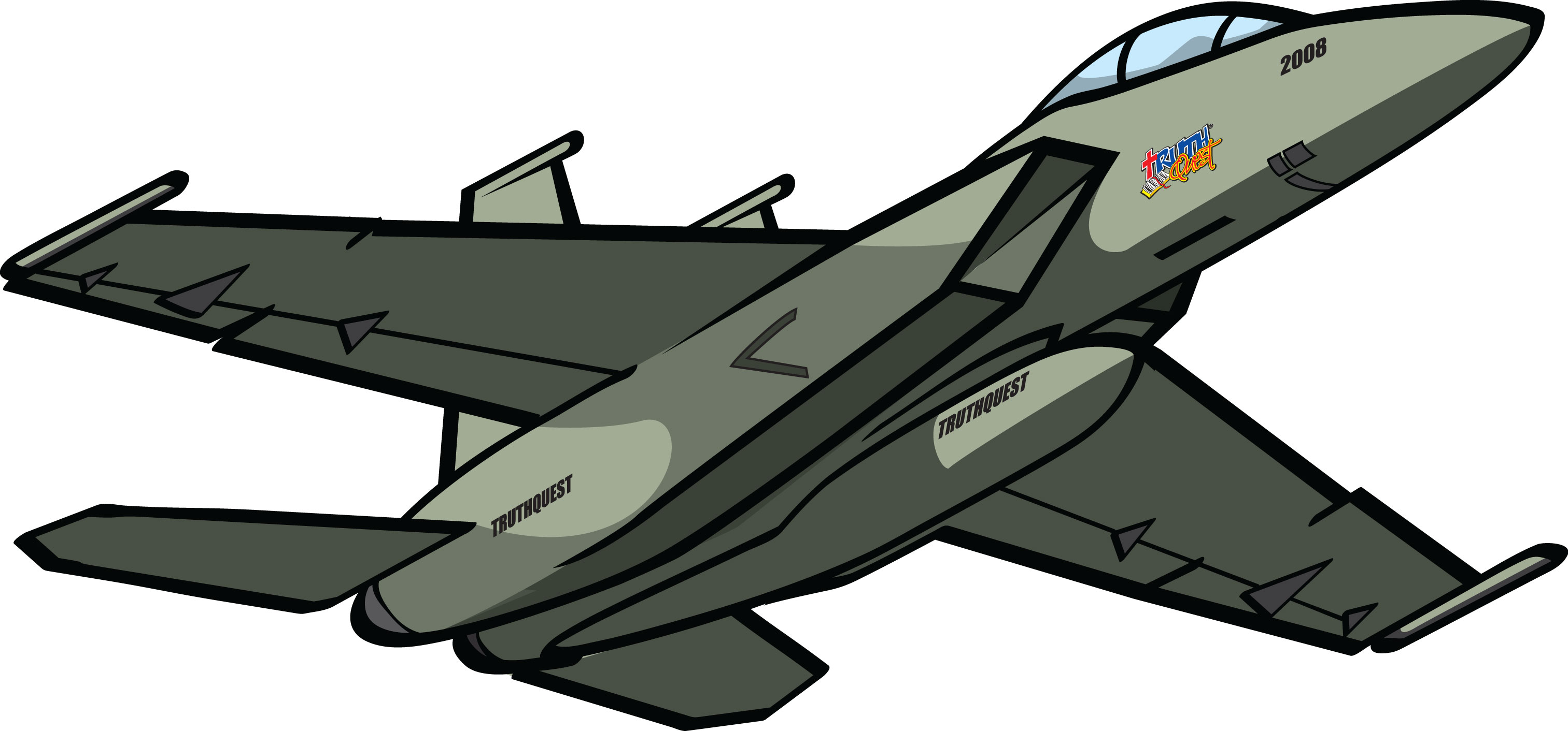 clipart of jet - photo #33