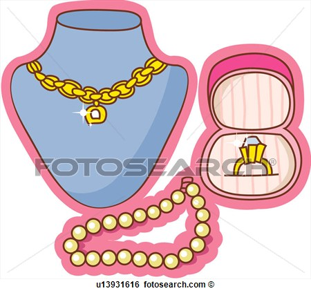 jewelry clip art borders clipart panda free clipart images rh clipartpanda com jewelry clip art or graphics jewelry clipart black and white