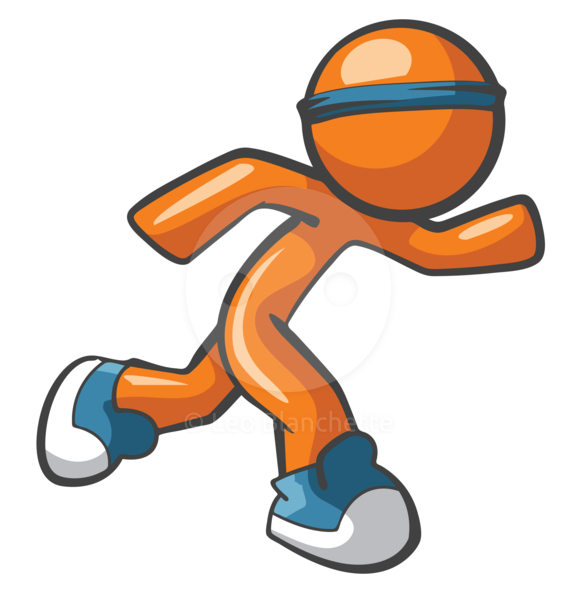 cliparts joggen - photo #4