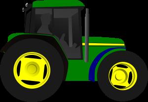 John Deere Green Tractor Clipart | Clipart Panda - Free ...