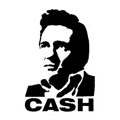 JOHNNY CASH Country Music Star