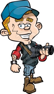 journalist%20clipart