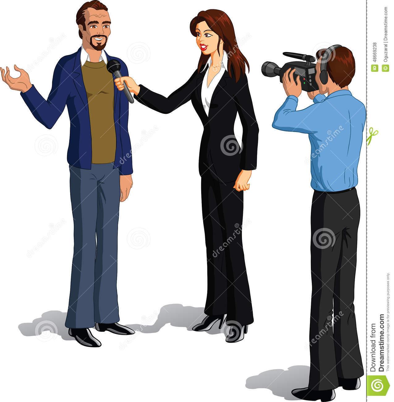 journalist%20clipart