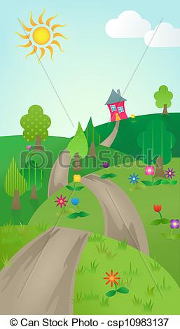 The Journey Home - csp10983137   Clipart Panda - Free ...