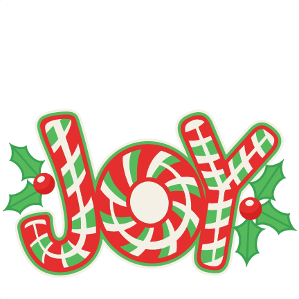 Joy Clip Art Christmas | Clipart Panda - Free Clipart Images