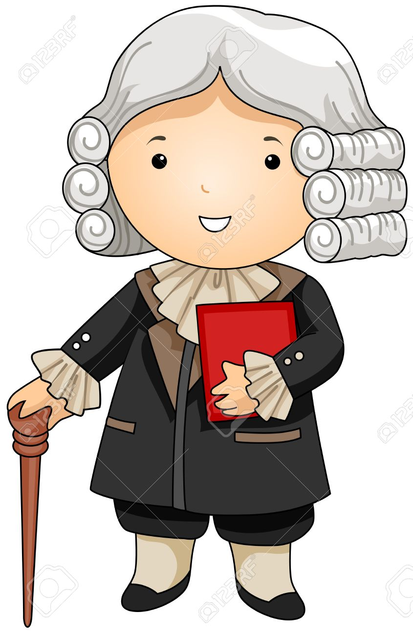 clipart of judge - photo #12