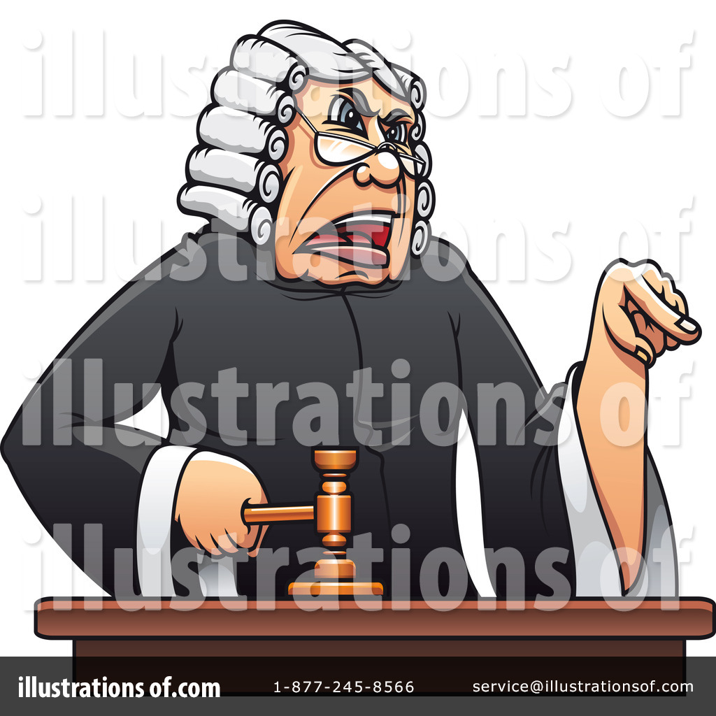 clipart of judge - photo #34
