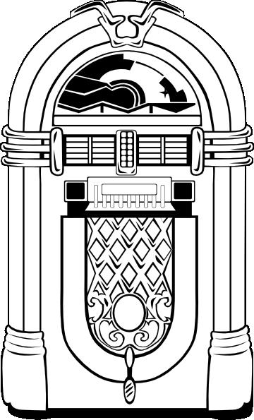 jukebox 20clipart