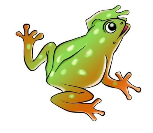 jumping frog clip art clipart panda free clipart images rh clipartpanda com cartoon jumping frog clipart frog jumping into the pond clipart