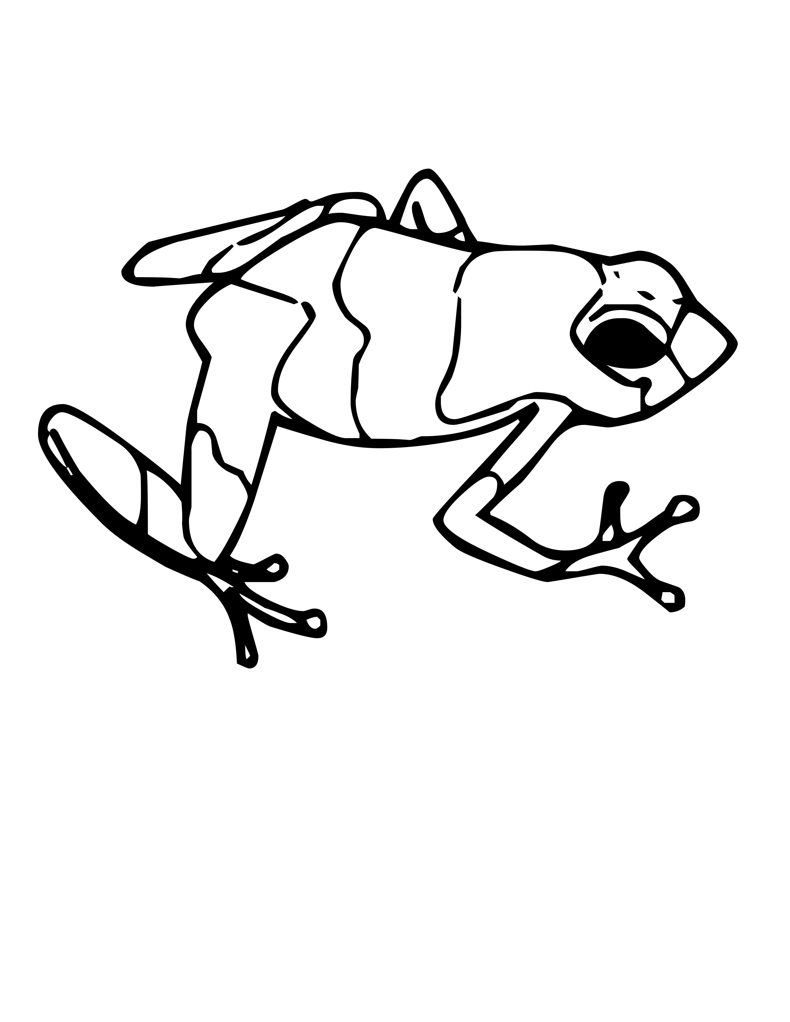 poison dart frog coloring page photo10