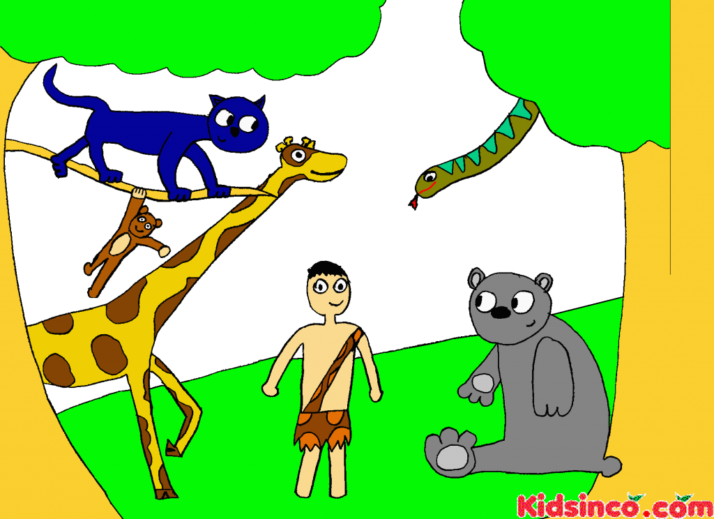 Jungle Book Clip Art