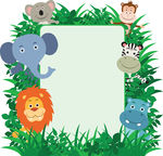 Jungle Clip Art
