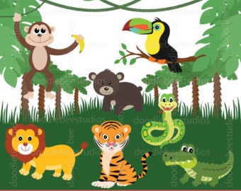 Clip Art Jungle Clipart jungle clip art free clipart panda images