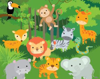 jungle clip art free clipart panda free clipart images rh clipartpanda com jungle clip art border jungle clip art images