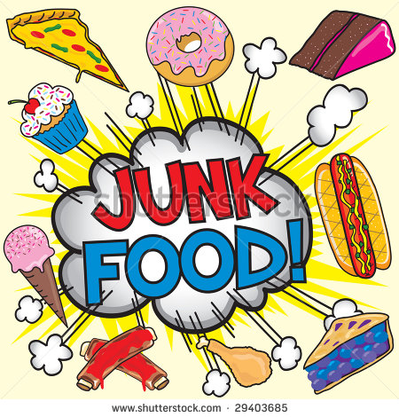 Junk Food Vs Healthy Food | Clipart Panda - Free Clipart Images