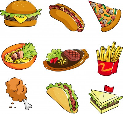Fast Food | Clipart Panda - Free Clipart Images