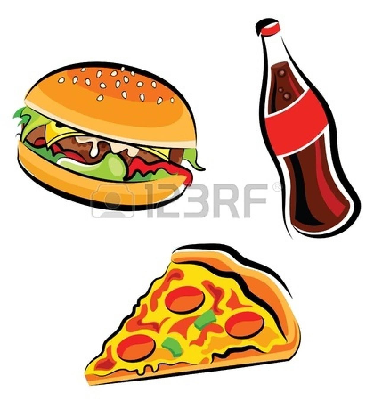 Junk Food Vs Healthy
