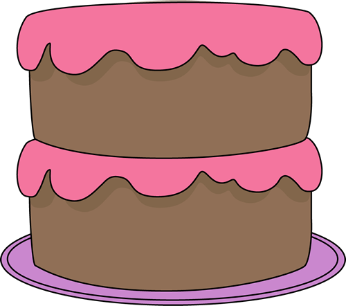 Free Clipart Birthday Cake Pictures