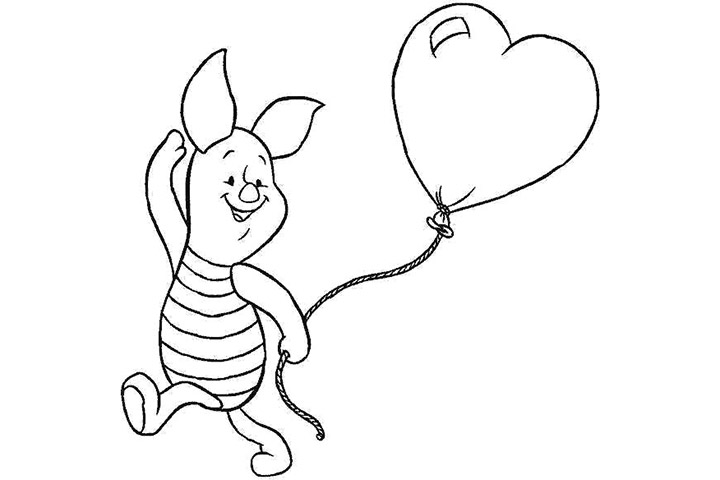 kanga and roo coloring pages - photo#49