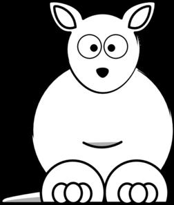 kangaroo clipart clipart panda free clipart images