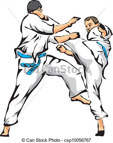 Martial arts weapon clip art