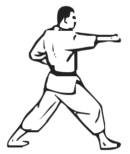 Free Martial Arts Clipart Clipart Panda Free Clipart Images