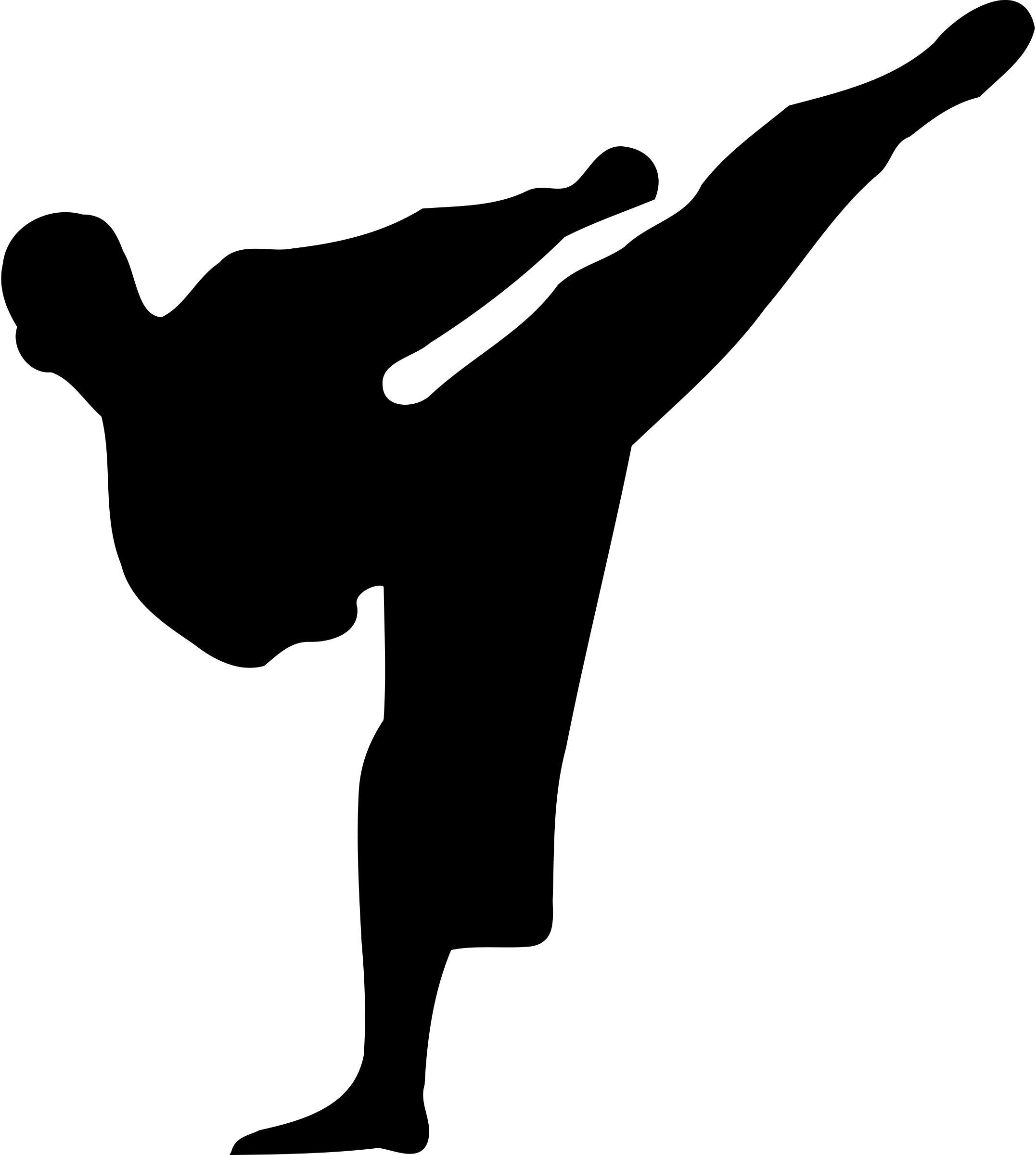 karate-clip-art-karate silhouette pngBlack Karate Cartoon