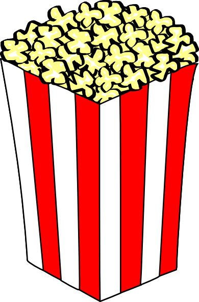 Popcorn Border Clipart Clipart Panda Free Clipart Images
