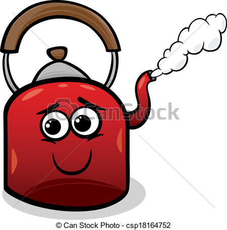 Kettle Steam Clipart Kettle Clipart   Clipa...