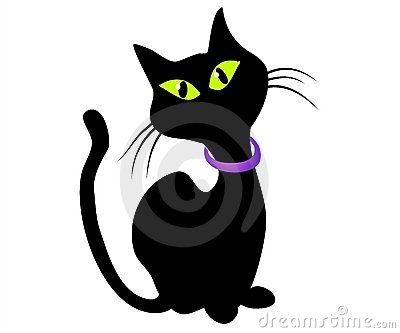 The black cat external conflicts