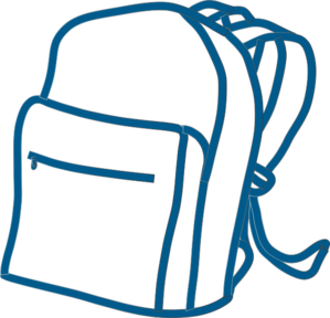 school backpack clipart clipart panda free clipart images rh clipartpanda com backpack clipart pictures clipart backpack black and white