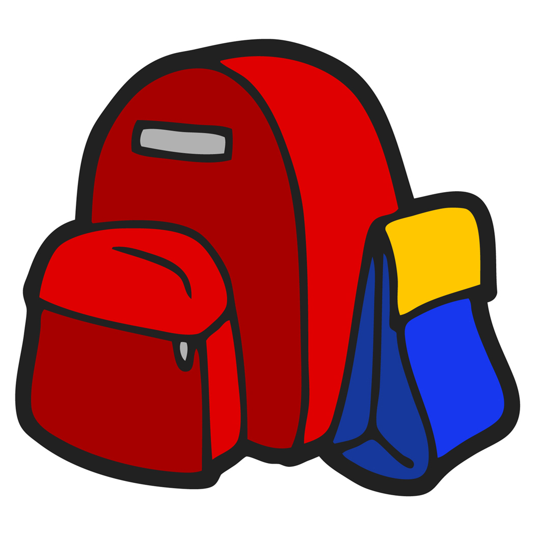 Clip Art Clipart Backpack kid with backpack clipart panda free images