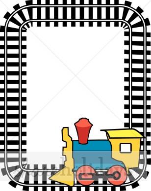 train border clip art clipart panda free clipart images rh clipartpanda com Train Track Clip Art Race Track Border Clip Art