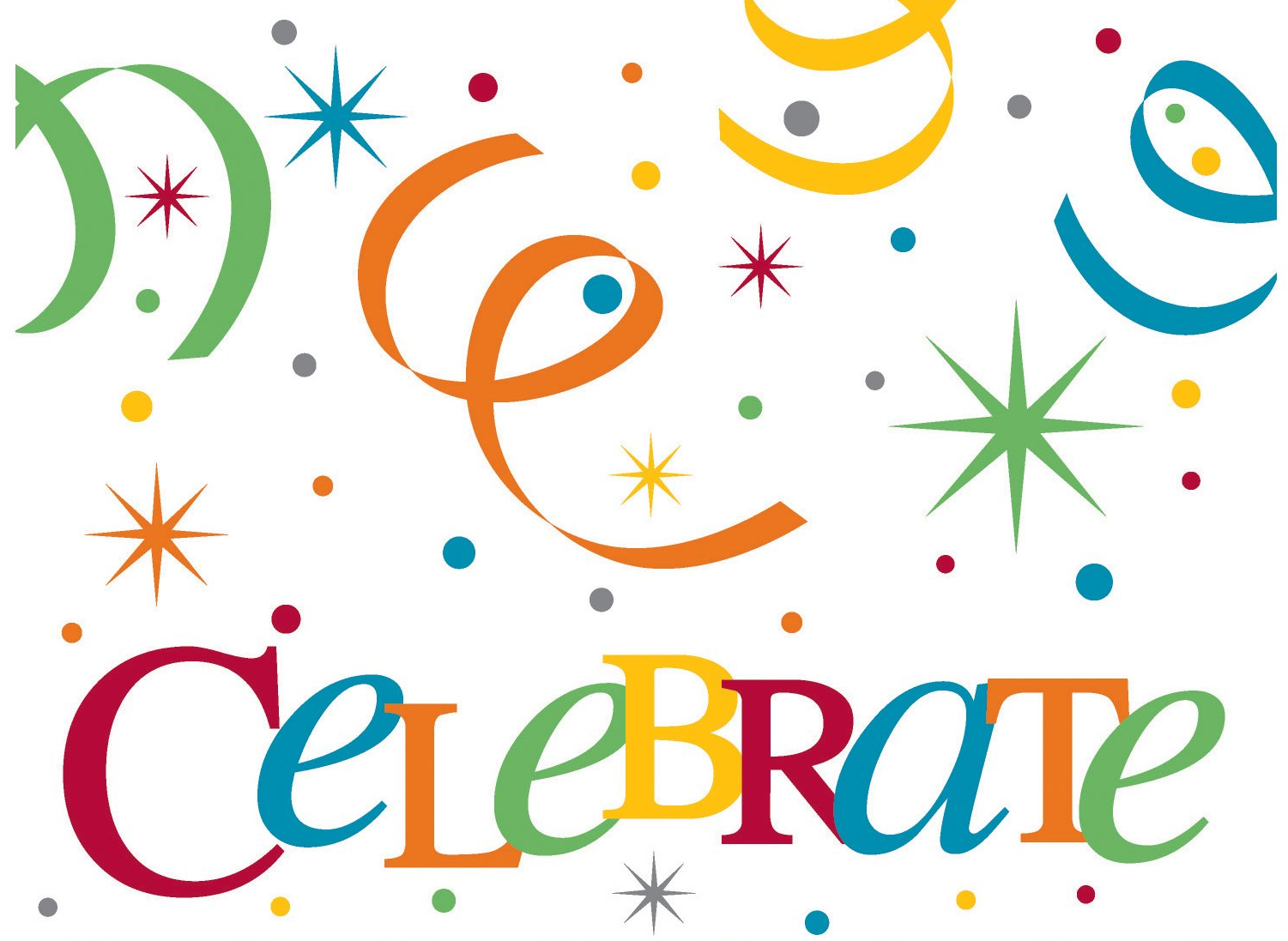 Image result for celebrations clip art
