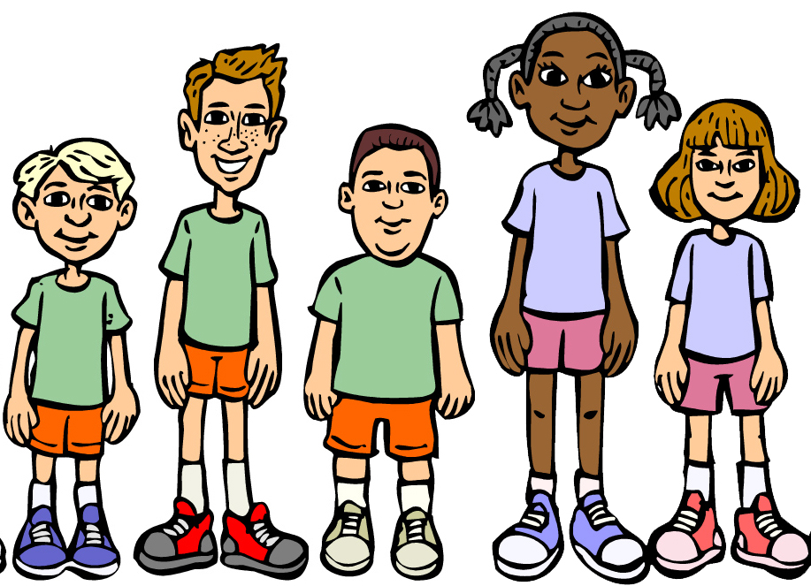 Group Of Students Clipart | Clipart Panda - Free Clipart Images