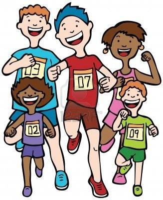 Kids Jogging Clipart | Clipart Panda - Free Clipart Images